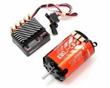 RSX ESC 5.5 Gen2 Sens BL Motor