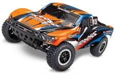 Traxxas 1/10 Slash Short Course Truck 2WD Ready to Run (Orange)