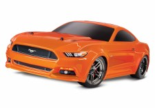 Traxxas 4-Tec 2.0 1/10 Ford Mustang GT Touring Car Ready to Run (Blue)