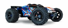 Traxxas E-Revo VXL 2.0 Brushless 4WD Monster Truck Ready to Run (Orange)