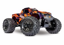Traxxas Hoss 4x4 VXL 3S Brushless Monster Truck Ready to Run (Orange)