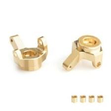 APS Racing Axial SCX24 Brass Steering Knuckles (2) (6.8g)
