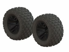 dBoots Fortress MT Tire Set Gl
