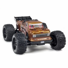ARRMA Outcast 4S BLX Brushless Stunt Truck Ready to Run (Bronze)