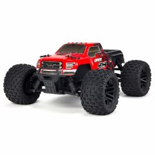ARRMA Granite 4x4 Mega Monster Truck Ready to Run (Red/Black)