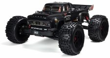 ARRMA Notorious 6S BLX Brushless Ready to Run 1/8 Monster Stunt Truck (Black) (V4)