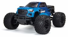 ARRMA Granite 4x4 V3 550 Mega Monster Truck Ready to Run (Blue)