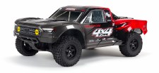 ARRMA 1/10 Senton 4x4 V3 550 Mega Short Course Truck Ready to Run (Red)