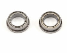 Acer Racing 1/4x3/8 Flanged Ceramic Bearings (2)