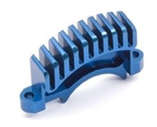 Associated TC4 Factory Team Motor Clamp - Blue