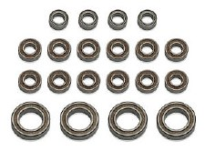 Associated TC3 Sealed Ball Bearing Set