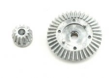 Axial Bevel Gear Set - 38T / 13T