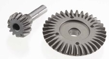 Axial HD Bevel Gear Set - 36T / 14T
