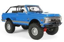Axial SCX10 II 1969 Chevrolet Blazer Ready to Run 4wd Scale Rock Crawler
