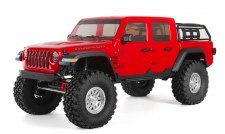 "Axial SCX10 III ""Jeep JT Gladiator"" 1/10 4WD Scale Rock Crawler Ready to Run (Red)"