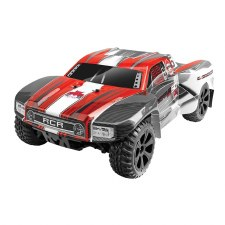 Redcat Racing Blackout SC Pro 1/10 Scale Brushless 4WD Short Course Truck Ready to Run - Red