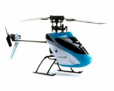 Blade Nano S2 BNF Ultra Micro Electric Helicopter w/ SAFE (Blue)