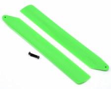Blade 130X Hi-Performance Main Rotor Blade Set (Green)