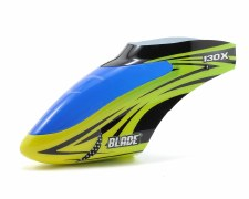 Blade 130X Stock Canopy (Yellow)