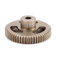 CRC 64 Pitch Pinion Gear, 58 Tooth