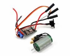 Castle Creations Sidewinder Micro Sport 1/18 ESC & 4100KV Brushless Motor Combo