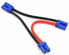 Dynamite EC5 Battery Series Harness with 10 gauge wire