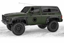 1/10 GS02F Military Buffalo TS