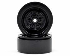 Gmade VR01 Rock Crawler Black Beadlock Wheels (2)
