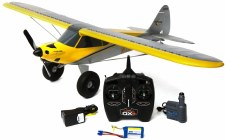 HobbyZone Carbon Cub S+ Ready to Fly wtih SAFE & Auto Land