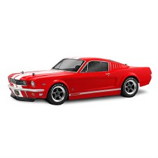 HPI 1/10 1966 Ford Mustang GT Body 200mm (Clear)