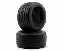 HPI 31mm Vintage Racing Tire (D Compound) (2)