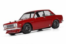 HPI Datsun 510 1/10 Scale Body (225mmWB) (Clear)