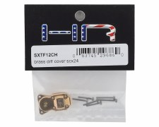 Hot Racing Axial SCX24 Brass Diff Cover