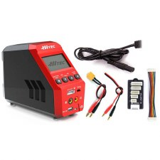 Hitec RDX1 AC/DC Battery Charger / Discharger