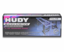 Hudy Ultimate Exlusive Set-Up Systems for 1/10 Touring Cars