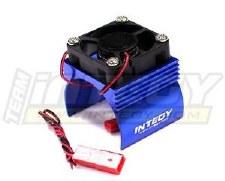 BL Motor Htsnk/ Fan, 540, Blue