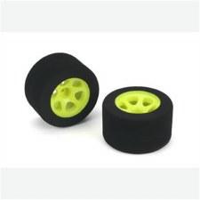 Jaco Eliminator 2.2 Low Pro Mount Foam Rear Tires & Wheels