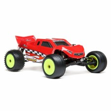Losi Mini-T 2.0 1/18 2WD Stadium Truck 40th Anniversary Limited Edition Ready to Run (Red)