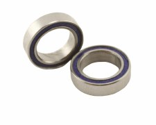 Losi 10x15x4mm Rubber Sealed Ball Bearings (2)