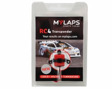 """MyLaps RC4 """"3 Wire"""" Direct Powered Personal Transponder"""