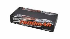 ORCA Infinite HV Gen2 3.7V 7600mah 1S 100C Lipo Battery