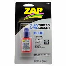 Pacer Technology ZAP Z-42 Blue Thread Locker