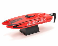 ProBoat Blackjack 9-inch Ready to Run Boat (Red)
