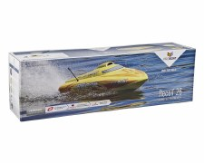 ProBoat Recoil 26 Brushless Deep-V Ready to Run Self-Righting Boat (Yellow)