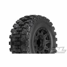 "Badlands MX28 2.8"" MTD Raid Bl"