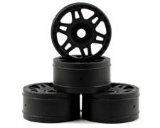 "ProLine ""Split Six"" V2 1/8 Buggy Wheels (Black) (4)"