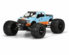 ProLine 2017 Ford F-150 Raptor Clear Monster Truck Body