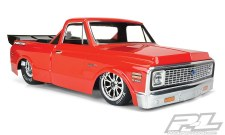 1972 Chevy C-10 Clear Body