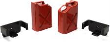 1/10 Scaler Plastic Gasoline J