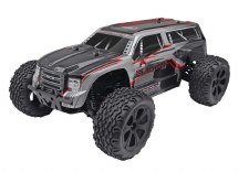 RedCat Racing 1/10 Blackout XTE 4WD Monster Truck Ready to Run - Red